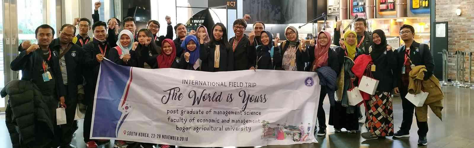Program Studi Ilmu Manajemen
