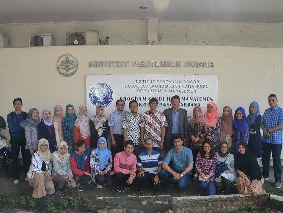 Kunjungan Dosen Tamu dari Kasetsart University Thailand